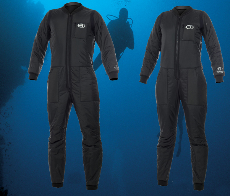 Free Underware with Purchase of Bare Drysuit